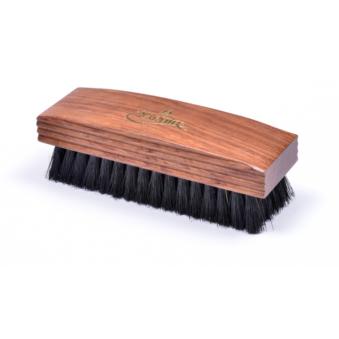 Saphir polishing brush